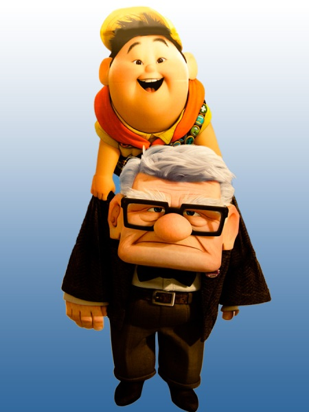 Some Days I Feel Like Carl Fredricksen