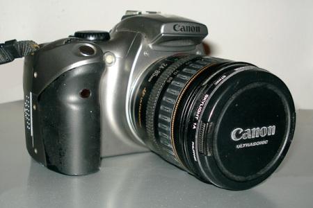My Canon EOS-300D