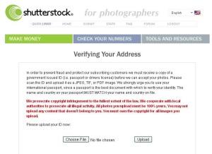 Shutterstock Need My Passport
