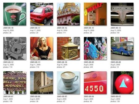 My Picasa Web Albums