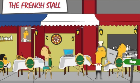 The French Stall