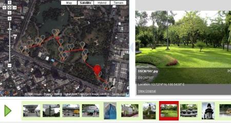 Lumphini Park Walk