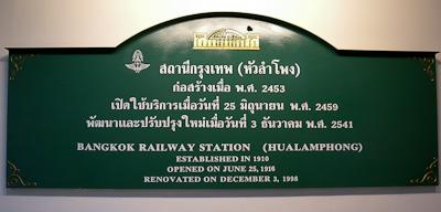 Hua Lamphong Station