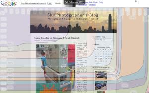 Google Browser Size BKKPhotographer
